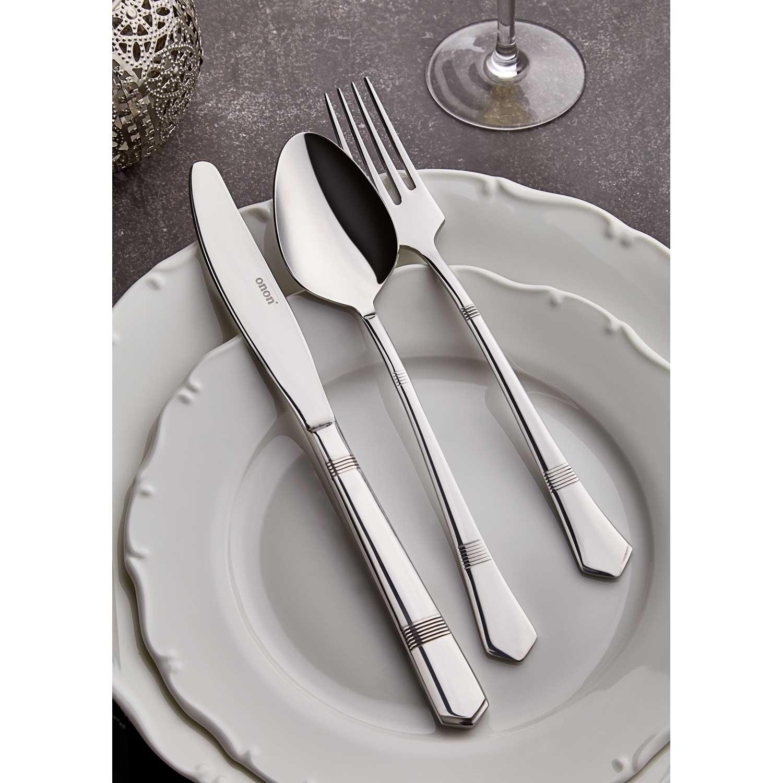 ONON Monte Carlo Sade 12 Adet Yemek Kaşığı 2