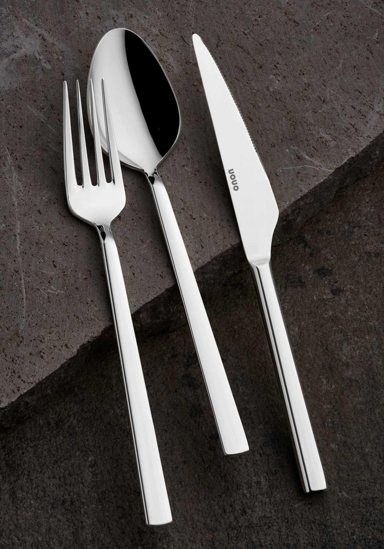 ONON Olimpos Sade 6 Adet Yemek Bıçağı 2